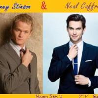 Barney Stinson V/s Neal Caffrey : The two Best dressed men on TV today