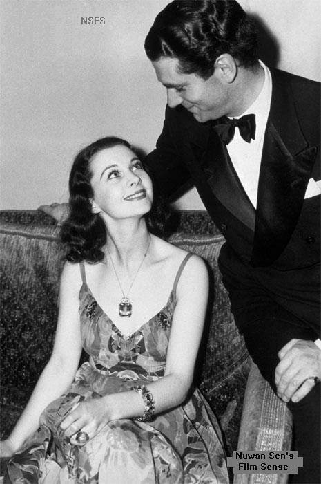 Acting Duo, Husband & Wife to be, Laurence Olivier & Vivien Leigh.