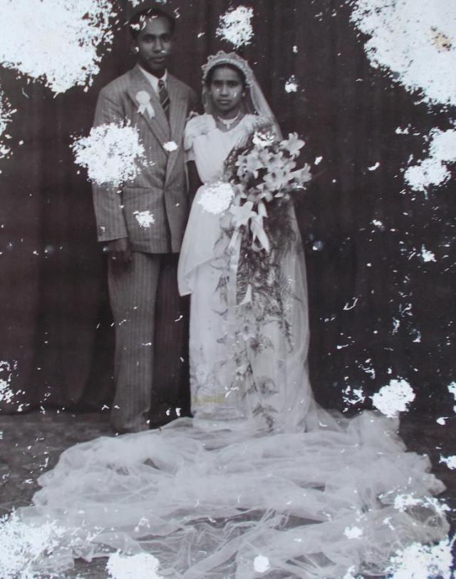 Ariya & Leela get married (10th July 1947)