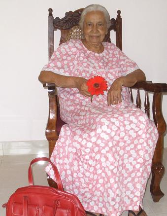 On Attammi's 87th B'day (18th of January 2009)