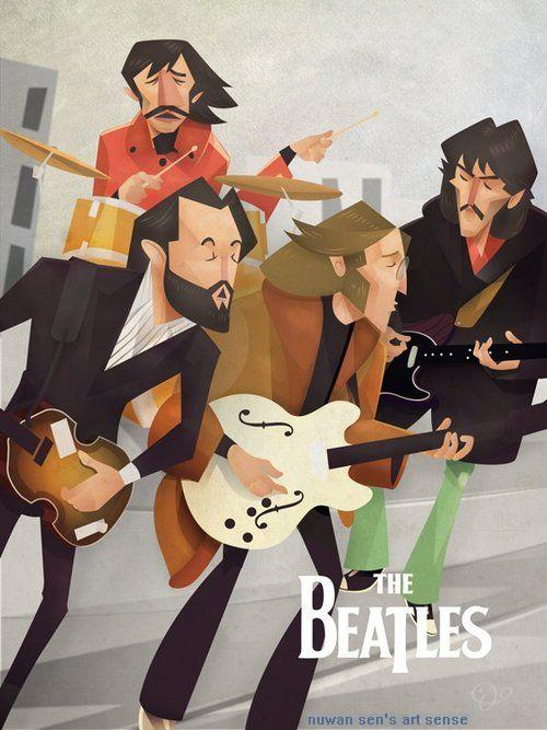 The Beatles (Unknown Artist)