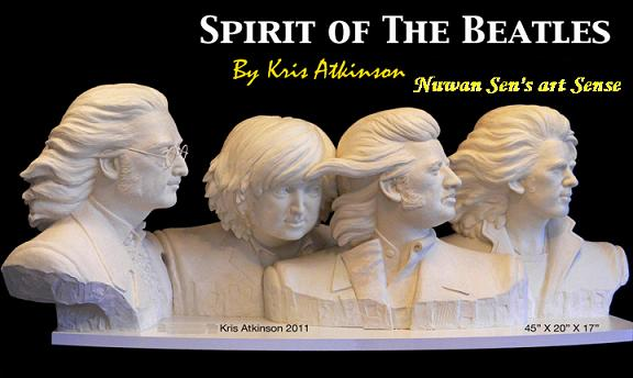 Spirit of The Beatles by Kris Atkinson
