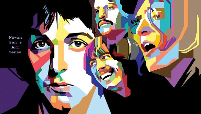 The Beatles (Artist Unknown)