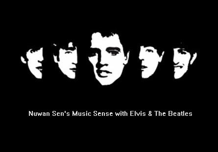 The Beatles & Elvis Presley (Artist Unknown)
