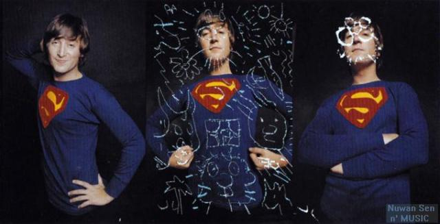 John Lennon Superman