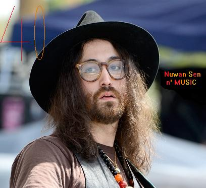 Sean Ono Lennon earlier this year (April 2015)
