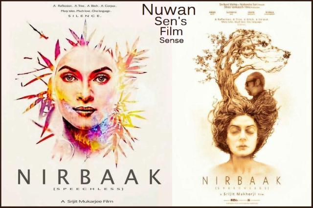 Posters from Sushmita Sen's most recent film release, Nirbaak (2014)