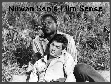 Classic Bromance: Sidney Poitier & Tony Curtis in The Defiant Ones (1958)